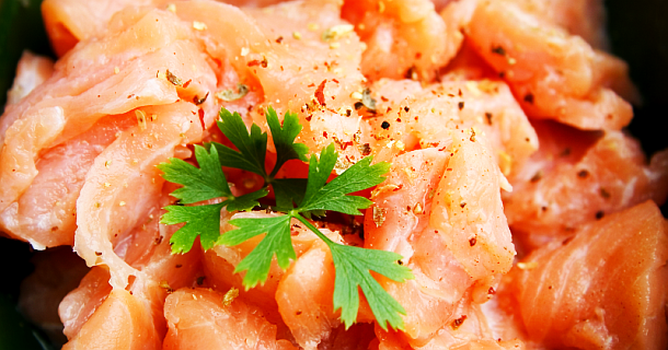 salmon coldwater fish has omega 3,6,9 fatty acids
