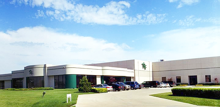 TRC has one of the most modern nutritional production facilities in the USA